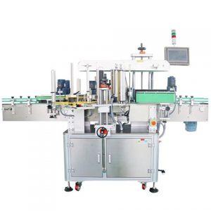 Výrobný závod Stroj na etiketovanie mokrého lepidla na balenie