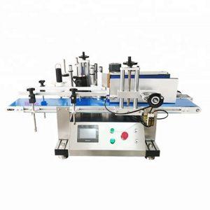 Stroj na označovanie vreciek na kávu