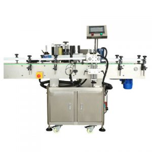 Canned Food Labeling Machine