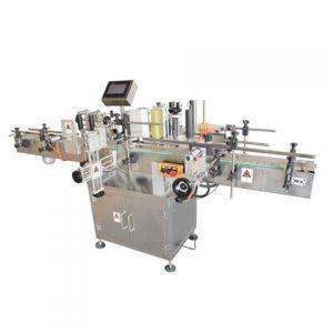 Automatický etiketovací stroj na okrúhle fľaše