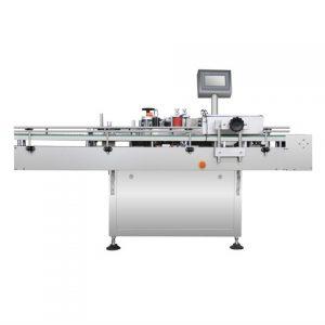 Stroj na zatavovanie a označovanie