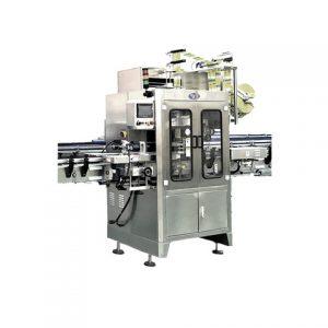 Stroj na označovanie spodnej časti kozmetiky