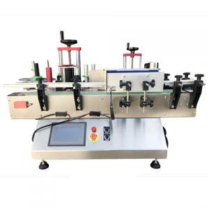 Stroj na označovanie mokrým lepidlom