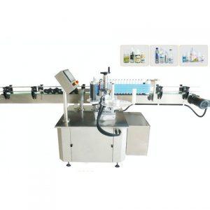 Stroj na označovanie stránkovacích tašiek