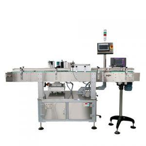 Shanghai Factory rukáv zmršťovacie etiketovací stroj