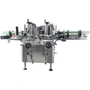 Stroj na označovanie papierového lepidla