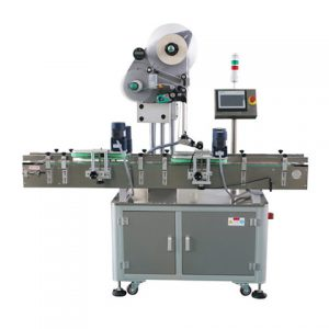 Flat Sided Products Labeling Machine