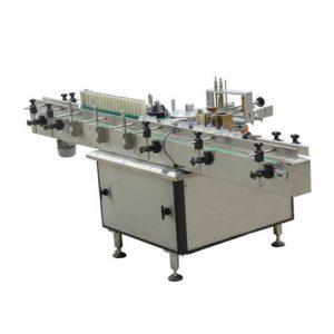 Malý automatický stroj na označovanie krémov
