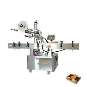 Plnoautomatický štítkovací stroj na sklenené fľaše
