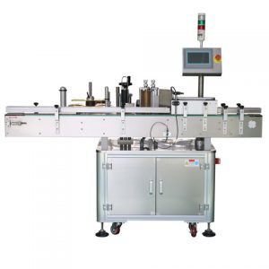 Tomato Cans Labeling Machine