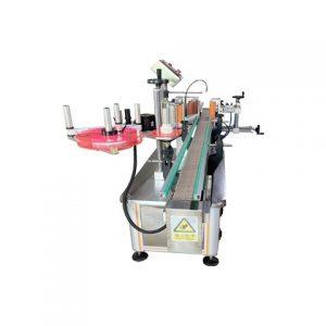 Stroj na označovanie nálepiek