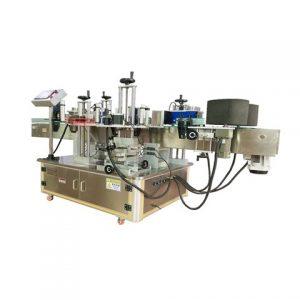 Automatický etiketovací stroj na fľaše na nápoje