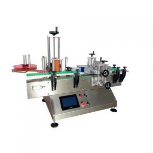 Etiketovací stroj na pudingový pohár