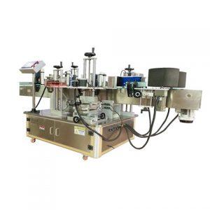 Etiketovací stroj na papierové tuby