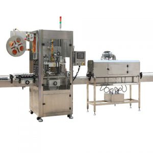 Automatický etiketovací stroj na kozmetické škatule