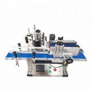 Automatický štítkovací štítkovací stroj na uzávery fliaš