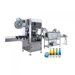 Sgs Tuv Ce Certificated Nasal Spray Labeling Machine