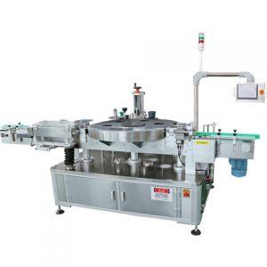 Čína továrenský automatický vertikálny obojstranný štítkovač