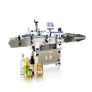 New Coming Automatic Three Side Labeling Machine