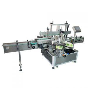 Stroj na označovanie povrchu horného podnosu s ovocím