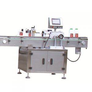 Double Side Label Pasting Machine