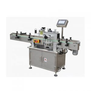 Automatic Sticker Paging Labeling Machine For Hang Tags