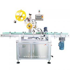 Plne automatický stroj na etiketovanie fliaš lineárneho typu