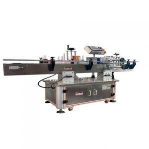 Stroj na označovanie kónických plechoviek s objemom 350 ml