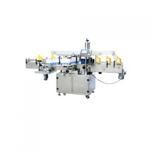 Automatický horizontálny 10 ml stroj na označovanie liekoviek