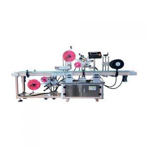 Štítkovací stroj s pevným umiestnením