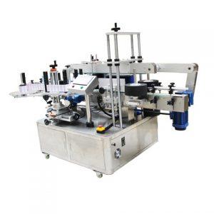 Vstrekovací štítkovací stroj s tlačiarňou
