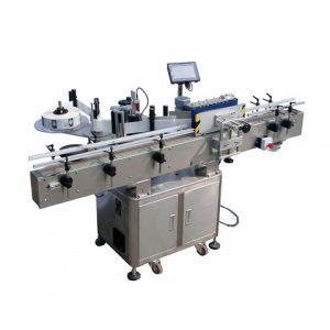 Etiketovací stroj s objemom 1 až 5 litrov