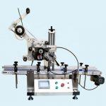 Stroj na označovanie horných a dolných hliníkových nádob