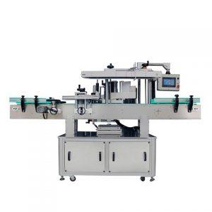 Stroj na označovanie vreciek s plienkami na vrchnej strane