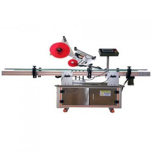 Horúci predajný etiketovací stroj