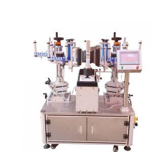Etiketovací stroj s počítadlom pre tuby