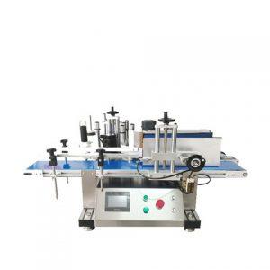 Vysokorýchlostné ovinovanie štítkovacím strojom