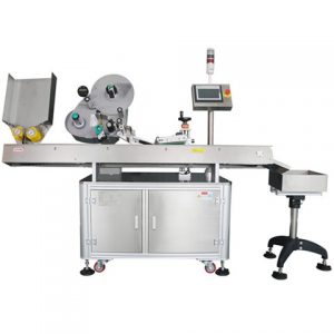 Spray Can Labeling Machine