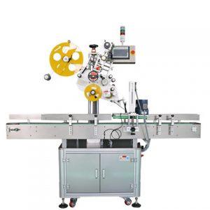 Lineárny jednostranný automatický etiketovací stroj