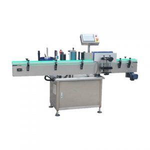 Automatický obojstranný štítkovací stroj na vreteno