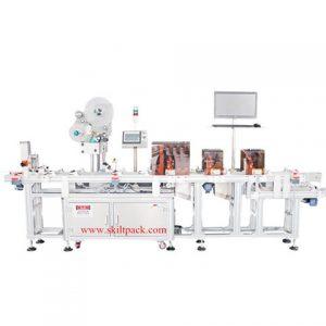 Sterilný stroj na označovanie kvapalín