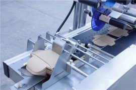 Podrobnosti o stroji na označovanie štítkov s automatickým stránkovaním