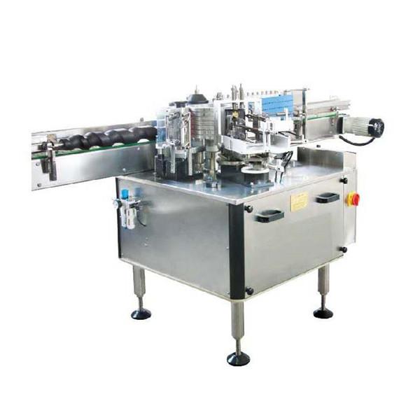 Automatický stroj na označovanie mokrým lepidlom